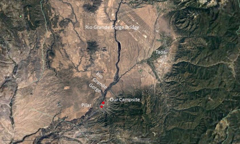 Rio Grande Gorge Area