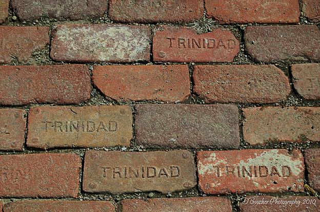 Trinidad Street Bricks