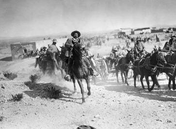 Pancho Villa And Army