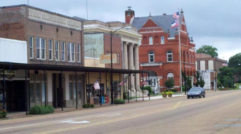 downtown Aberdeen, MS 2